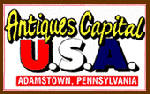 Antiques Capital U.S.A. - Adamstown, PA