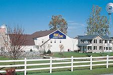 Plain and Fancy Farm Restaurant - Bird-in-Hand, PA