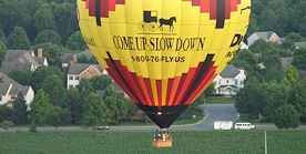 US Hote Air Balloon