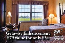 AmishView Inn & Suites Getaway Enhancement