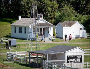 Amish Village buildings