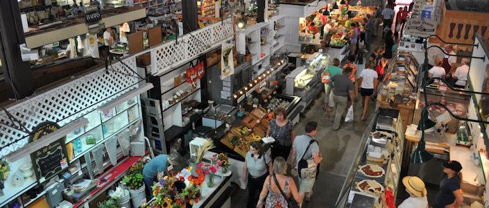Lancaster's Central Market