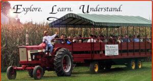 Cherry-Crest Farm - wagon ride