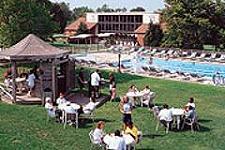Continental Inn pool