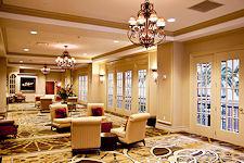 DoubleTree Resort lobby
