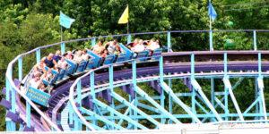 Dutch Wonderland coaster