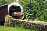 Green Acres Farm B&B hayride