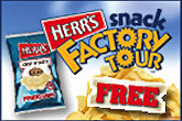 Herr's Snack Factory Tour