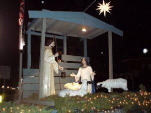 Nativity in Lititz, PA