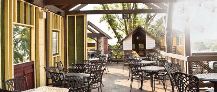 Outdoor Dining In Lancaster County Pa