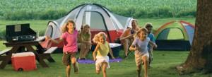 Old Mill Stream Campground - kids