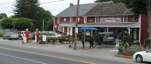 The Old Village Store in Bird-in-Hand, PA