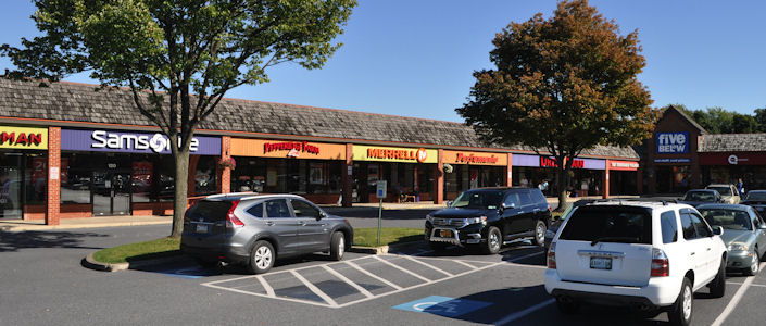 Rockvale Outlets