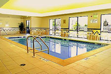 Springhill Suites pool
