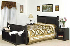 Almost Amish bed set