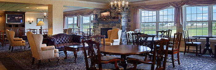 AmishView Inn & Suites - Romantic Great room