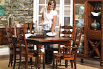 Country Home Furniture - setting table
