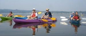 Kayaking - Shank's Mare