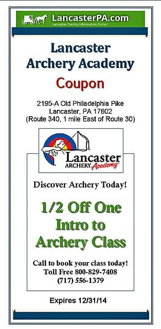 Lancaster Archery Academy