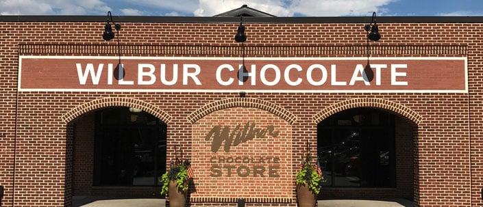 Take a trip to Wilbur Chocolate