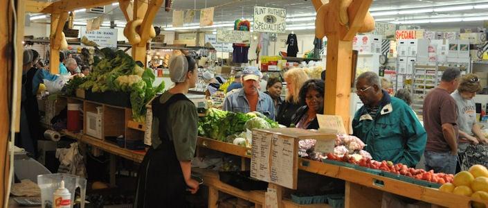 Bird In Hand Pa >> Bird In Hand Farmers Market Bird In Hand Pennsylvania