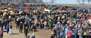 Gordonville Mud Sale