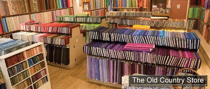 Quilting supplies and fabric shops in lancaster county pa for Fabric sellers