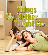 Rainbow Dinner Theatre - Things My Mother Taught Me