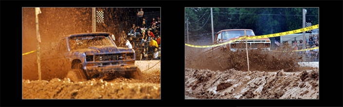 Buck Motorsports Park - mud bog