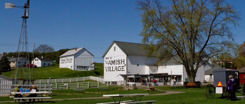 Amish Village In Strasburg Pa Lancasterpa Com