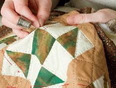 Burkholder Fabric Shop