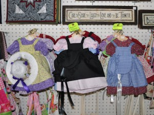 Lil' Country Store - American Doll dresses