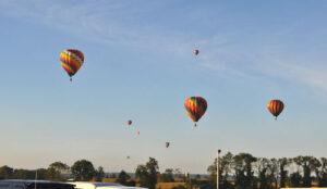 Balloon Festival in Gap