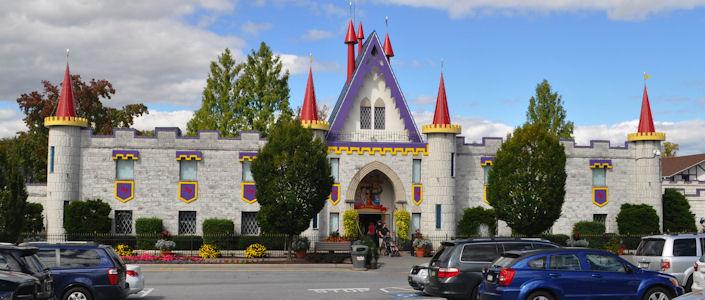 Dutch Wonderland Family Amusement Park 174 In Lancaster Pa
