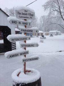 Amish Village Tour