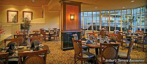 Arthur's Terrace Restaurant