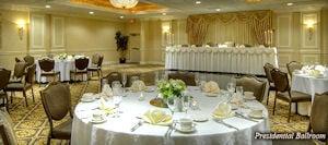 Eden Resort ballroom