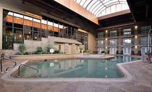 Eden Resort Indoor Pool