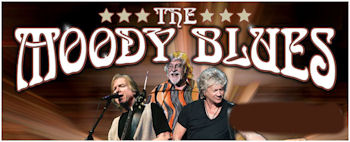 Moody Blues at American Music Theatre