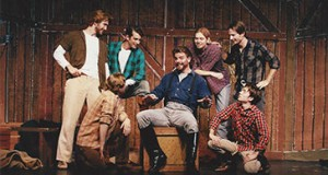 Dutch Apple - Seven Brides for Seven Brothers