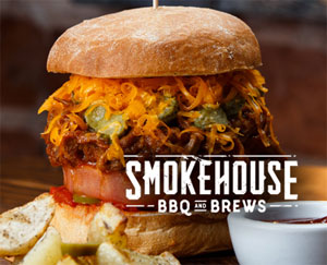 Smokehouse BBQ & Brews