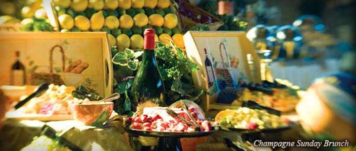 Champagne Sunday Brunch At The Eden Resort Suites