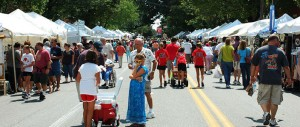 Rotary Craft Show in Lititz