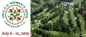 2015 U.S. Women's Open in Lancaster, PA