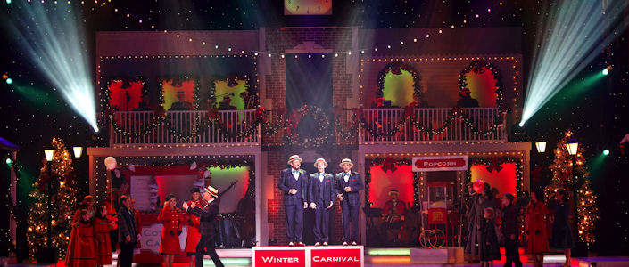American Music Theater Christmas Show