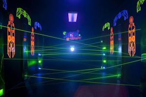 Laserdome Frenzy