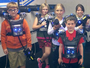 Laserdome Laser Tag Group