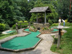Village Greens Miniature Golf