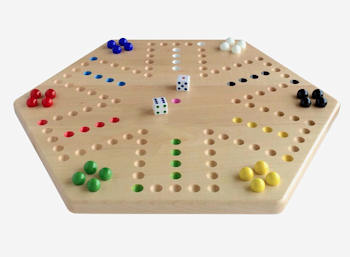 AmishToyBox.com - Aggravation Game