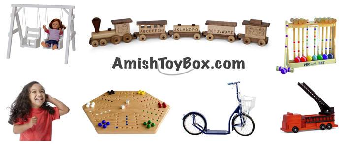 AmishToyBox.com